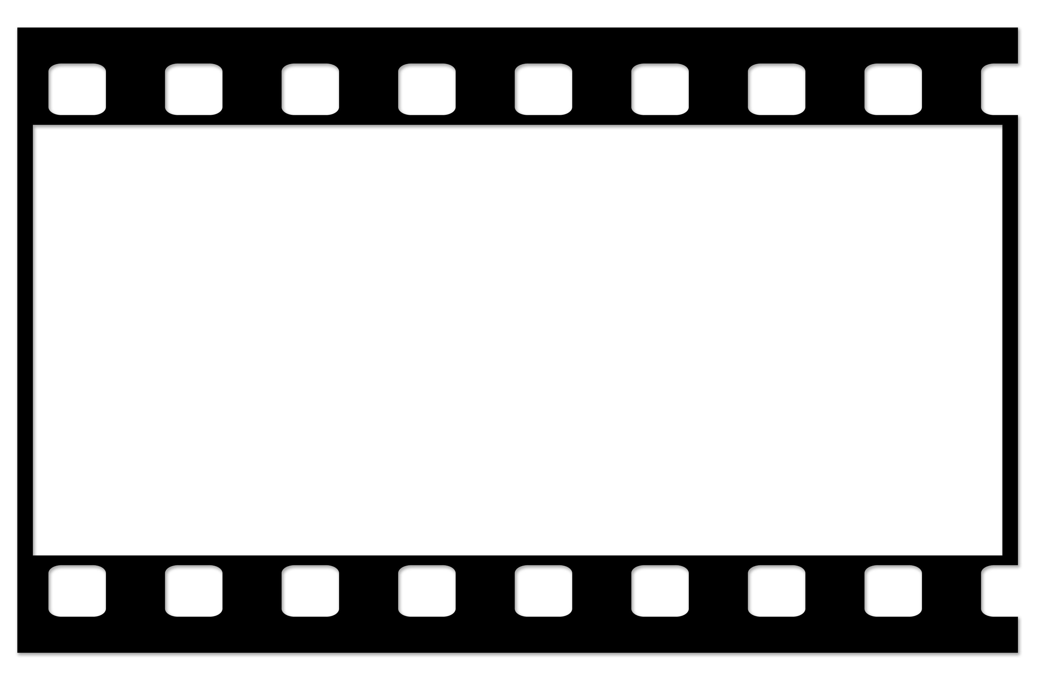 Einladung Gutschein Filmstreifen selbst gestalten - VorlagenDrucken.de